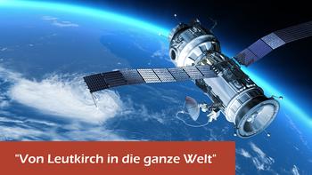 Liveübertragungen aus dem Regina Pacis Leutkirch per Satellit