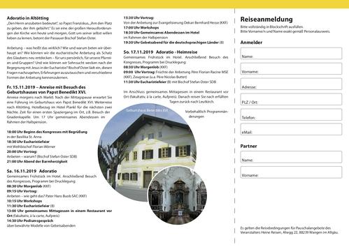 Kundenflyer Pilger Altoetting Adoratio2